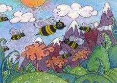 Bumble Bee Buzz