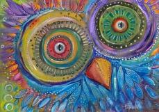 Googly-Eyed Owl